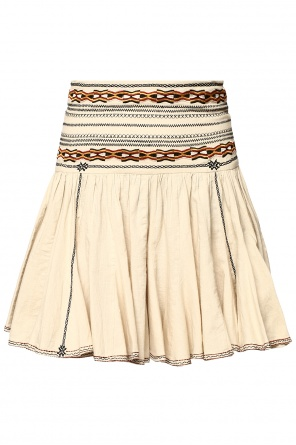 Embroidered skirt od Isabel Marant Etoile