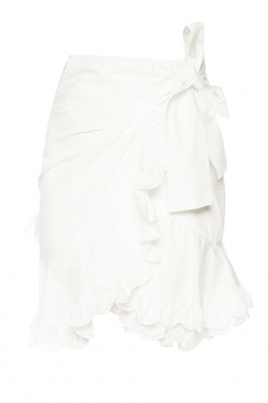 Skirt with lace frill od Isabel Marant
