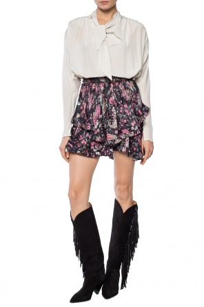Skirt with a frill od Isabel Marant