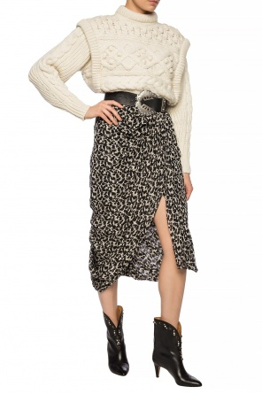 Patterned skirt od Isabel Marant