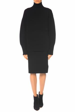 Ribbed skirt od Victoria Victoria Beckham