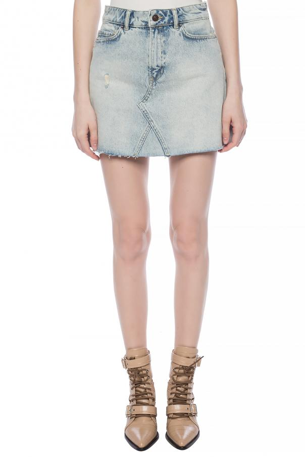 'mae' denim skirt od AllSaints
