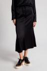 Nanushka Skirt with raw edge