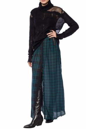 Checked skirt od Diesel