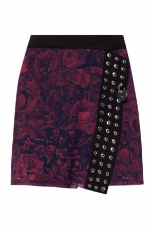 Skirt with a dress and decorative elements od Diesel