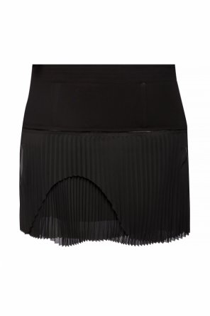 Skirt with pleated trim od Diesel Black Gold