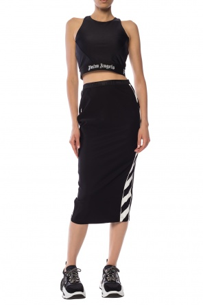 Skirt with a slit od Off White