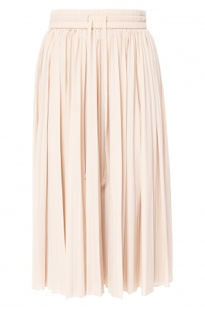 Pleated skirt od Valentino Red