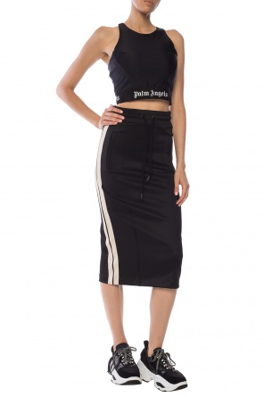 Side stripe skirt od Palm Angels