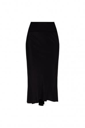 Asymmetrical skirt od Rick Owens