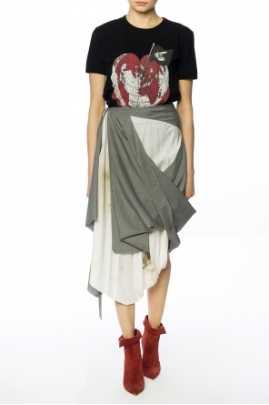 Raw-trimmed skirt od Vivienne Westwood