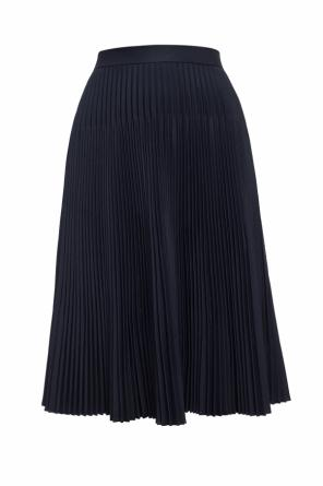 Pleated skirt with vents od Maison Margiela