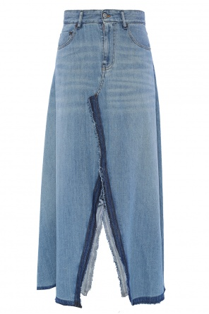 Long denim skirt od MM6 Maison Margiela