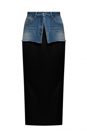 Layered skirt od MM6 Maison Margiela