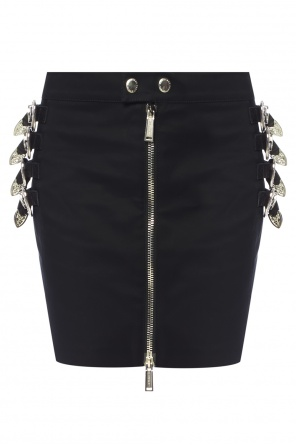 Buckled short skirt od Dsquared2