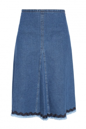 Denim skirt od See By Chloe