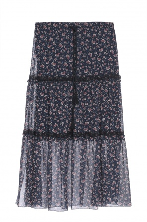 Skirt with floral motif od See By Chloe