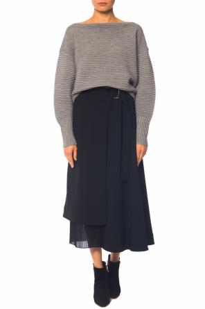 Adjustable belt skirt od Victoria Beckham