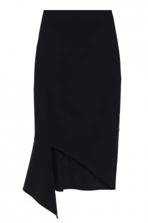 Skirt with decorative split od Victoria Beckham