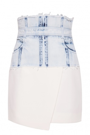 High-waisted skirt od Balmain