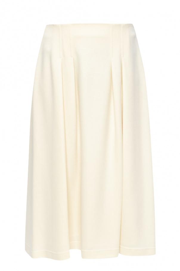 Agnona Wool skirt