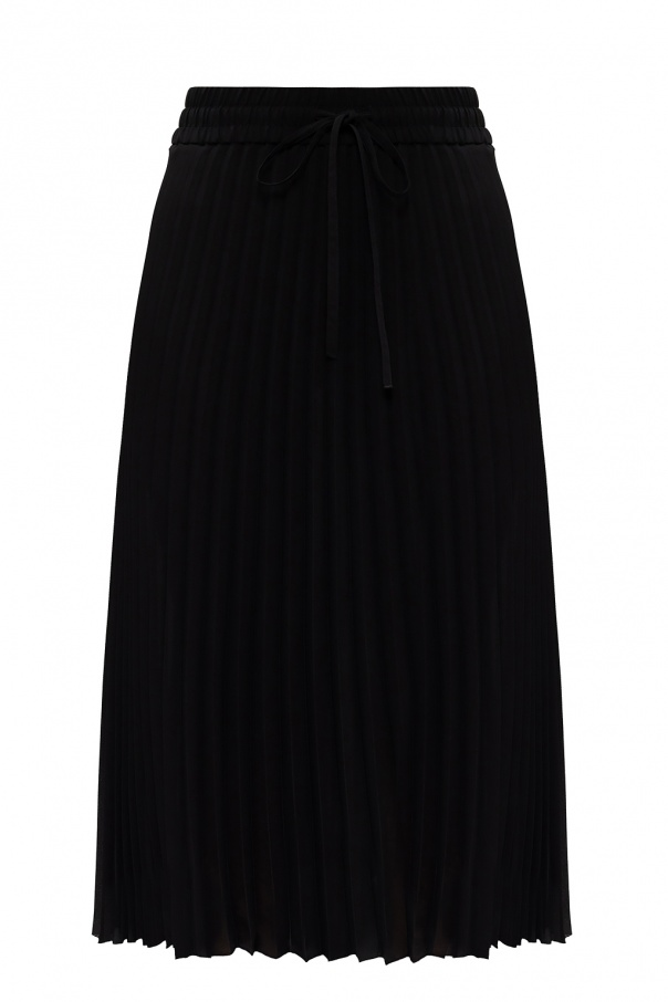 Red Valentino Pleated skirt