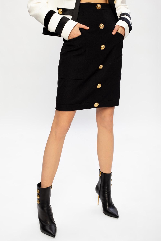 Balmain Skirt with pockets