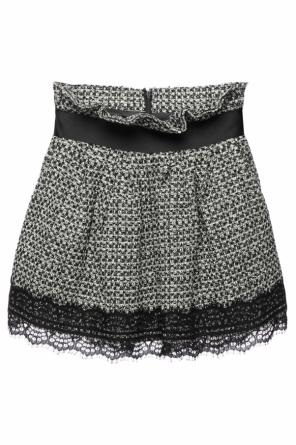 Lace-trimmed shorts od Faith Connexion