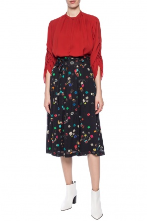 Pleated skirt od Paul Smith