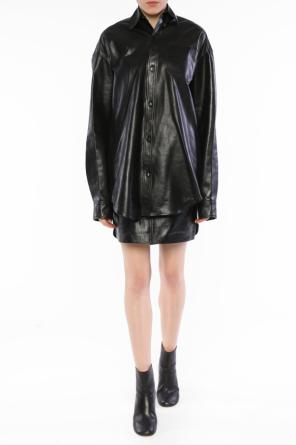 Leather skirt od Vetements