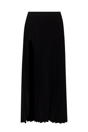 Skirt with vent od Vetements