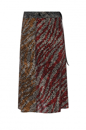Patterned silk skirt od Rag & Bone