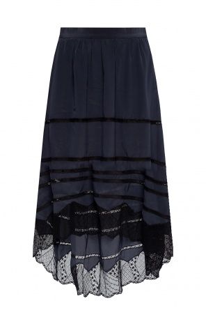 Asymmetrical skirt od Zadig & Voltaire