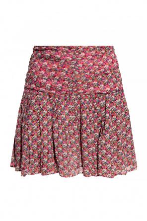Floral print skirt od Zadig & Voltaire