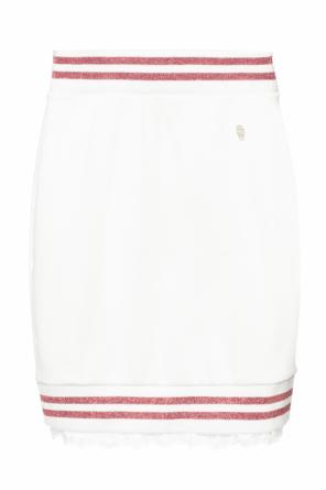 Skirt with lace trimming od Philipp Plein