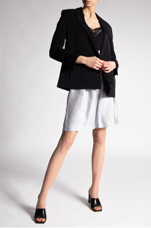 Gathered shorts od Emporio Armani