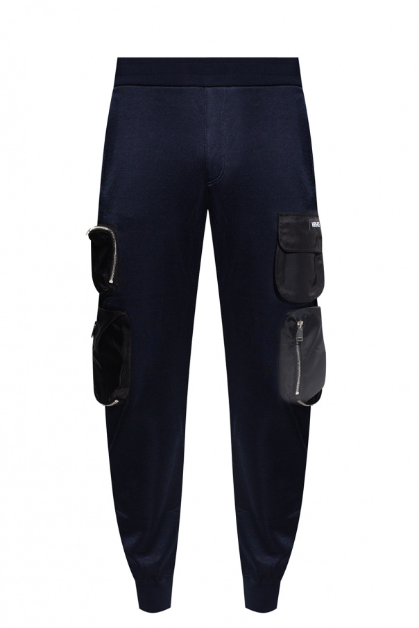 Versace Sweatpants with several pockets
