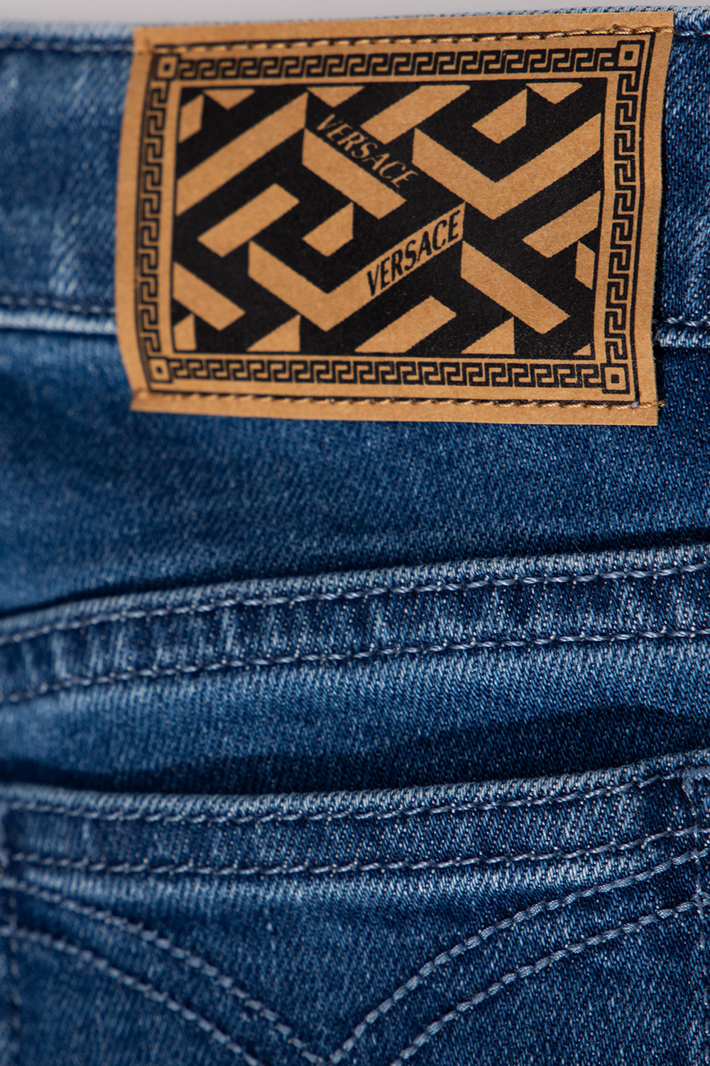 Versace Young Flared jeans