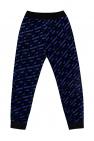 Versace Young Velvet sweatpants