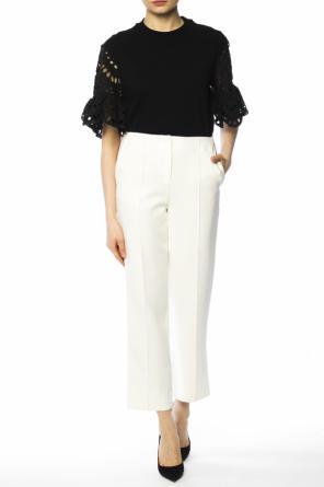 Side-stripe trousers od Diane Von Furstenberg