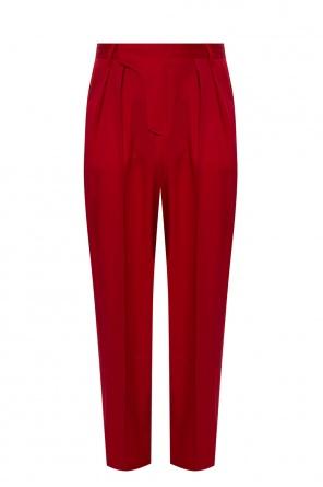 Pleat-front trousers od Ambush