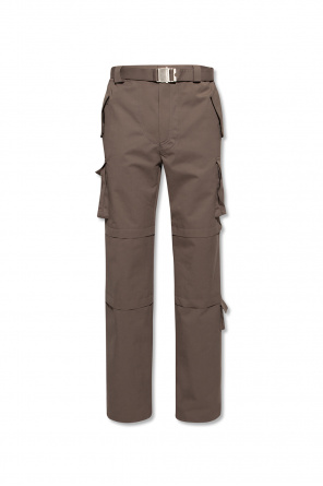 Trousers with multiple pockets od MISBHV