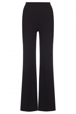 Flared trousers od Balmain