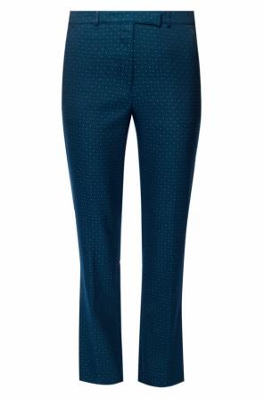 Embroidered trousers od Etro