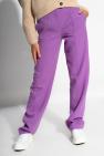Salvatore Ferragamo Pleat-front trousers