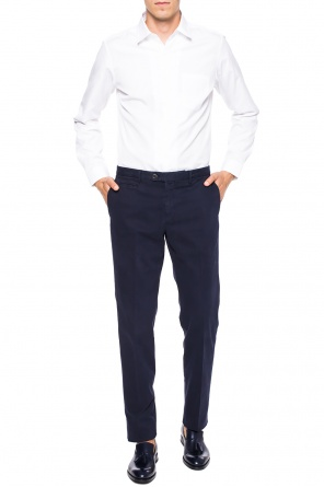 Pleat-front trousers od Salvatore Ferragamo