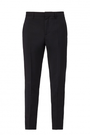 Black wool trousers od Givenchy