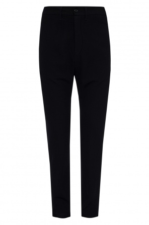 Trousers with slits od Ann Demeulemeester