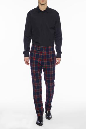 Checked trousers od Haider Ackermann