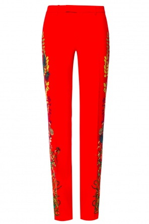 Pleat-front trousers od Etro
